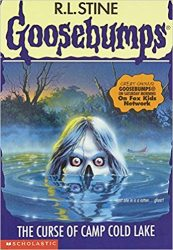 The Curse Of Camp Cold Lake Goosebumps Books in Order