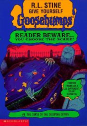 The Curse of the Creeping Coffin Goosebumps Books in Order