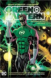 The Green Lantern by Grant Morrison Reading Order Vol 1 Intergalactic Lawman
