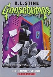 The Haunted School Goosebumps Books in Order