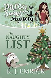 The Naughty List Darcy Sweet Mysteries Books in Order