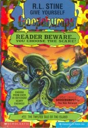 The Twisted Tale of Tiki Island Goosebumps Books in Order