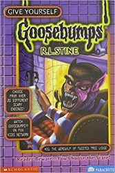 The Werewolf of Twisted Tree Lodge Goosebumps Books in Order