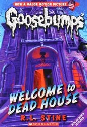 Welcome to Dead House Goosebumps Books in Order