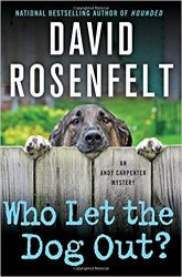 Who Let the Dog Out Andy Carpenter Books in Order