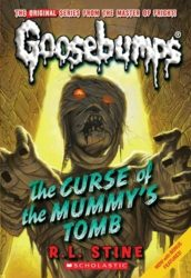 the curse of the mummys tomb Goosebumps Books in Order