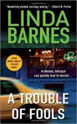 A Trouble of Fools Carlotta Carlyle Books in Order