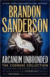 Arcanum Unbounded Cosmere Reading Order