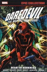 Daredevil Epic Collection Vol 14 Heart of Darkness Daredevil Reading Order