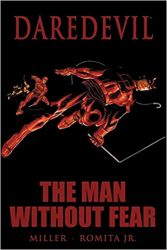 Daredevil Man Without Fear by Frank Miller and John Romita Jr Daredevil Reading Order