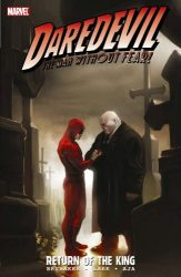 Daredevil Return of the King Daredevil Reading Order