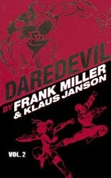 Daredevil by Frank Miller and Klaus Janson Vol 2 Daredevil Reading Order