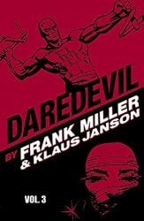 Daredevil by Frank Miller and Klaus Janson Vol 3 Daredevil Reading Order