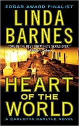 Heart of the World Carlotta Carlyle Books in Order