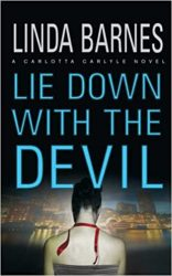 Lie Down With the Devil Carlotta Carlyle Books in Order
