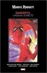 Marvel Knights Daredevil Unusual Suspects Daredevil Reading Order