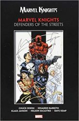 Marvel Knights by Dixon & Barreto Defenders of the Streets Daredevil Reading Order