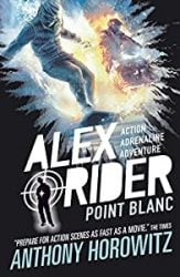 Point Blanc Alex Rider Books in Order
