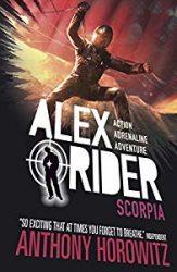 Scorpia Alex Rider Books in Order