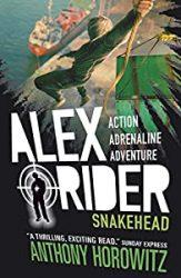 Snakehead Alex Rider Books in Order