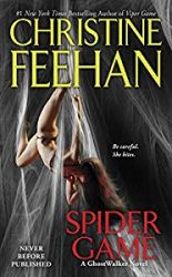 Spider Game GhostWalkers Books in Order