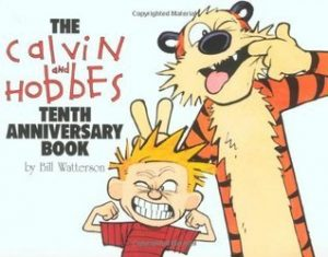The Calvin and Hobbes Tenth Anniversary Book Calvin and Hobbes Books in Order
