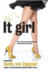 The It Girl Gossip Girl The It Girl Books in Order
