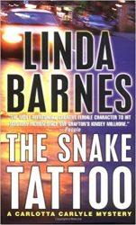 The Snake Tattoo Carlotta Carlyle Books in Order