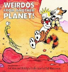 Weirdos from Another Planet Calvin and Hobbes Books in Order