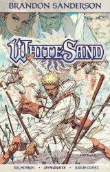 White Sand Volume 1 Cosmere Reading Order