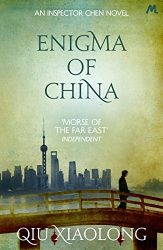 Enigma of China Inspector Chen Books in Order