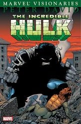 Hulk Visionaries - Peter David Vol. 1 Hulk Reading Order