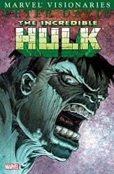 Hulk Visionaries - Peter David Vol. 3 Hulk Reading Order