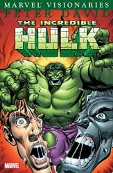 Hulk Visionaries - Peter David Vol. 5 Hulk Reading Order