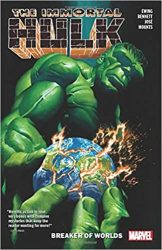 Immortal Hulk Vol. 5 Breaker of Worlds Hulk Reading Order
