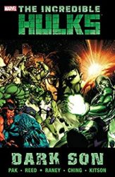 Incredible Hulk Dark Son Hulk Readind Order
