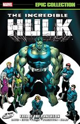 Incredible Hulk Epic Collection Fall of the Pantheon Hulk Reading Order
