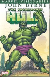 Incredible Hulk Visionaries - John Byrne Hulk Reading Order