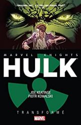 Marvel Knights Hulk Transforme