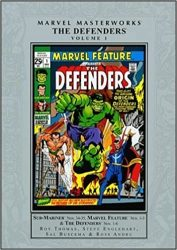 Marvel Masterworks the Defenders 1 Hulk Reading Order