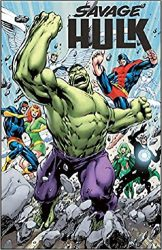 Savage Hulk Volume 1 The Man Within Hulk Reading Order