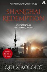 Shanghai Redemption Inspector Chen Books in Order