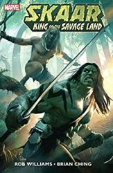 Skaar King of the Savage Land Hulk Reading ORder