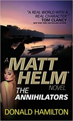 The Annihilators Matt Helm Books in Order