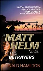 The Betrayers Matt Helm Books in Order