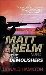 The Demolishers Matt Helm Books in Order