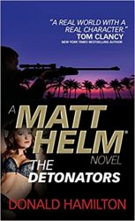 The Detonators Matt Helm Books in Order
