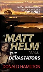 The Devastators Matt Helm Books in Order