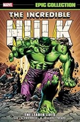 The Incredible Hulk Epic Collection Vol 3 The Leader Live Hulk Reading Order
