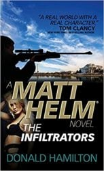 The Infiltrators Matt Helm Books in Order